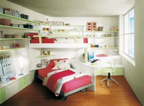 Gender Neutral Kids Bedrooms