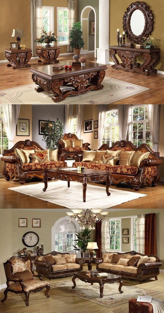 Grace your Home with Traditional Furniture