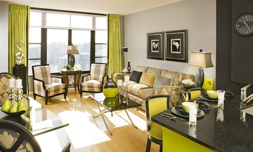 How to Create a Color Flow throughout a Home