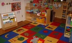 How to Keep the Playroom Beautifully Well-organized