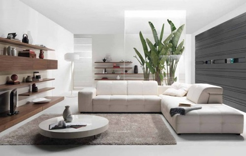 How to balance your living room decoration