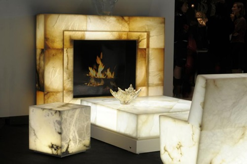 Illuminated Furniture Pieces