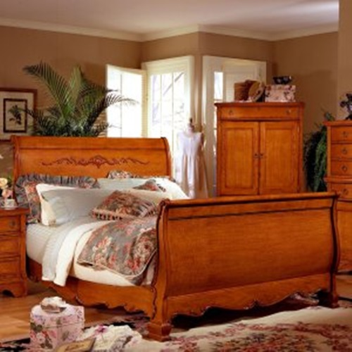 Indonesian Teak Furniture for Bedrooms - Interior design