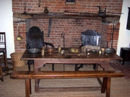 Industrial Archaeological Furniture