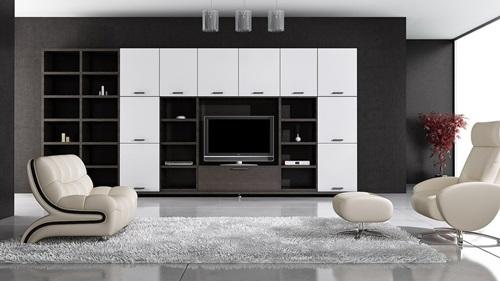 Living Room Ottoman – Beautiful Design Ideas