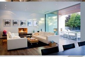 Living Room Space - Thrilling Open-Plan Areas