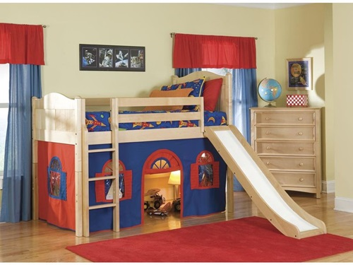 Loft Bedroom Designs for your Boy Kids