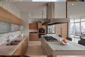 Luxurious Kitchen Designs - Countertop