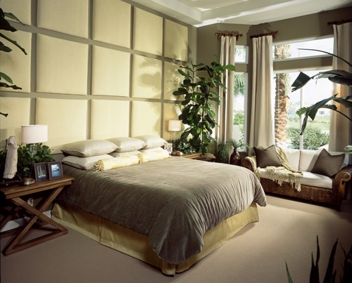 Master Bedroom Furniture Styles Bright Colors Seating