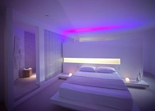 Minimalist Bed for Modern Bedroom