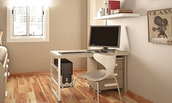 Minimalist Home Office in a Few Steps…Voilà! !