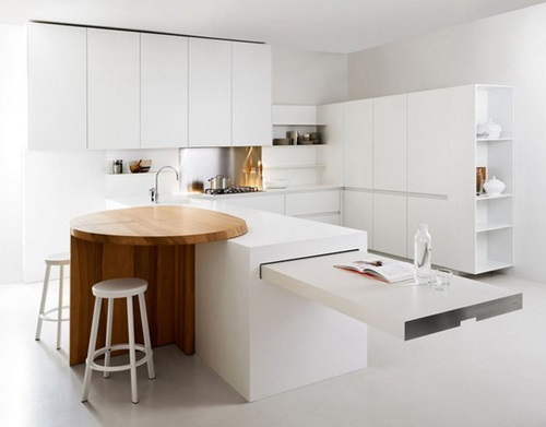 Minimalist Kitchen Designs