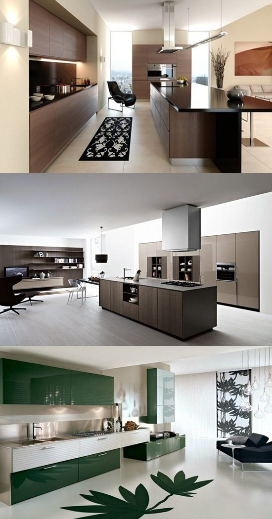 Minimalist Kitchen Design Ideas ~ Minimalist kitchen designs interior design