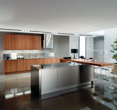 Country Kitchen Design Minimalist: Minimalist Kitchen Designs