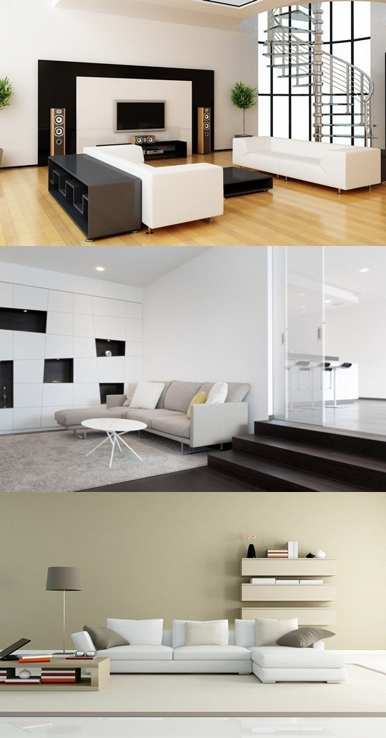 Minimalist style live by less to enjoy life interior design for Minimalist living clothes