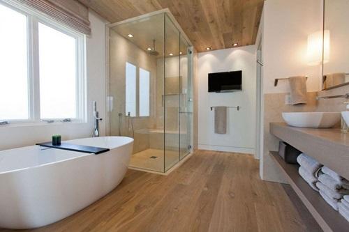Modern Bathroom - How to Create the Simple Elegance of a Modern Bathroom