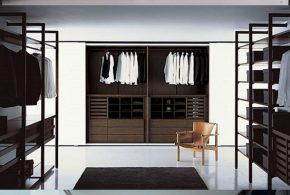 Modern Bedroom Closets and Wardrobes