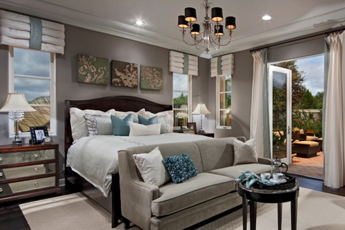 Modern Furniture - Transitional Style Decorating Ideas