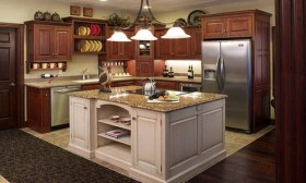New portable kitchen islands for modern kitchens