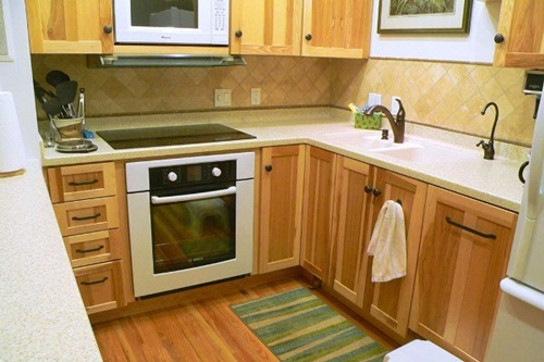 optimal space and layout planning for the kitchen small square kitchen layout images
