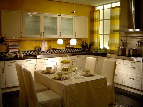 Retro Kitchen Design Inspirations