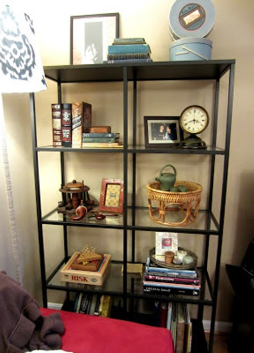 Shelves House - The Art of shelving