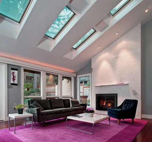 Skylights as Decorations