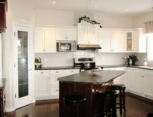 Space Saving Kitchen Design