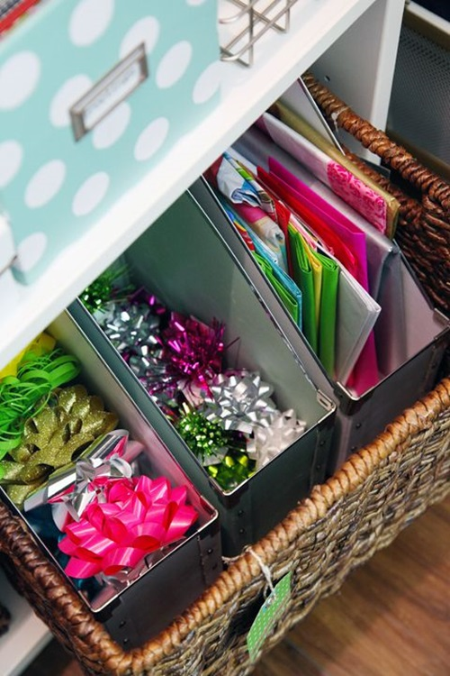 Storage Baskets For a Well-organized House