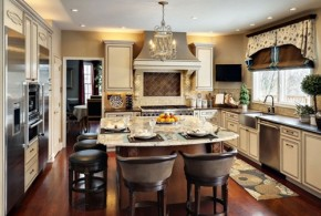 Ten Tips for a Stylish Kitchen Interior Design