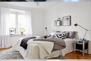 Swedish Bedroom Designs - Colors - Furniture