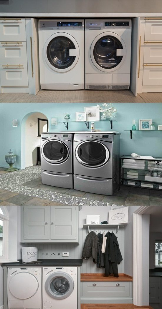 The Art of Professionalism Manifesting in Electrolux Laundry Appliances