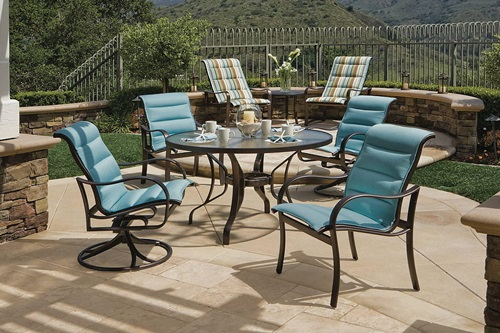 The incomparability of aluminum in outdoor patio furniture for Outdoor furniture hwy 7