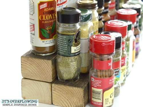 The Perfect Spice Containers - kitchen organizers