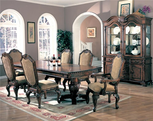 Traditional Dining Room – Color – Furniture – Accessories ...