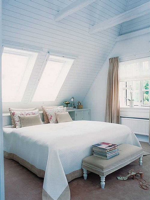 Turning your Attic to a Master Bedroom