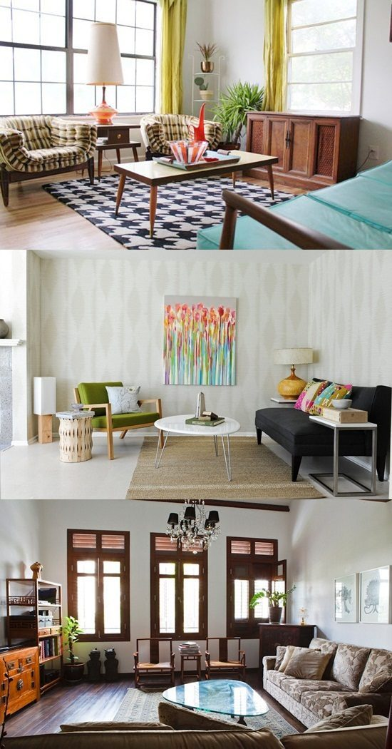 Vintage or Antique Pieces of Furniture into your Modern House