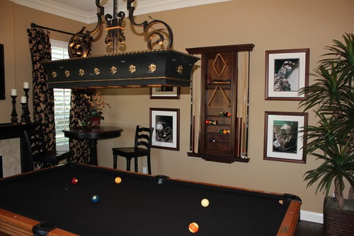 Your own billiard room - billiard table