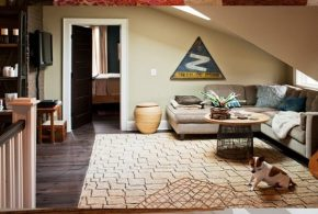 attic living room - Clever Usages of Attic Rooms