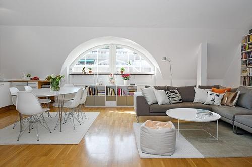 Attic Living Room attic living room – clever usages of attic rooms - interior design
