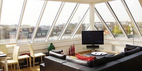 attic living room – Clever Usages of Attic Rooms