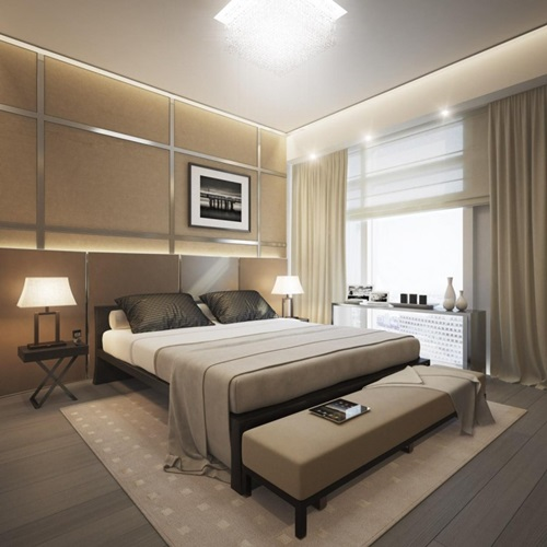 appealing bedroom design | Bedroom Lighting Systems – Appealing Bedroom - Interior design