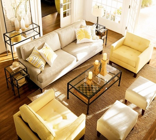Comfortable Furniture With An Attitude Interior Design