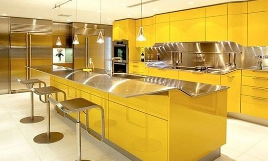 high gloss – Have your kitchen À LA MODE!