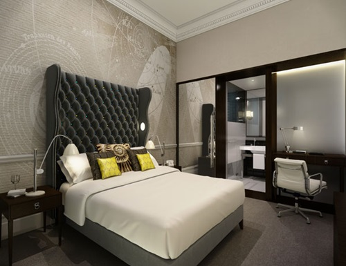 hotel suite look in your own bedroom interior design