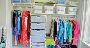 kid's room – How to manage the organisation and storage