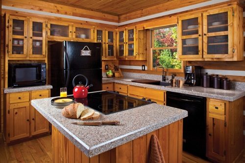 kitchen wood – why wood is best option for kitchen