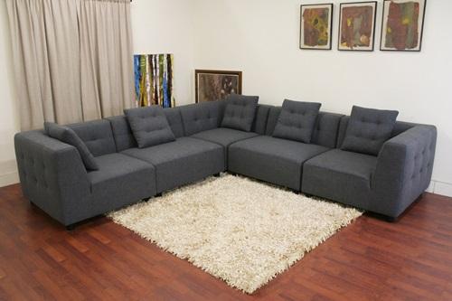 living room – New Sofa