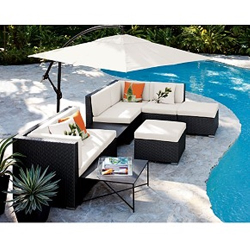 Outdoor furniture charming pool and patio furniture for Pool and patio furniture