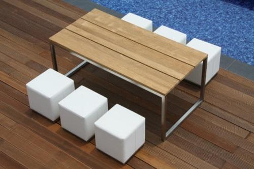 outdoor furniture - Clever Multi-purposed Furniture Ideas
